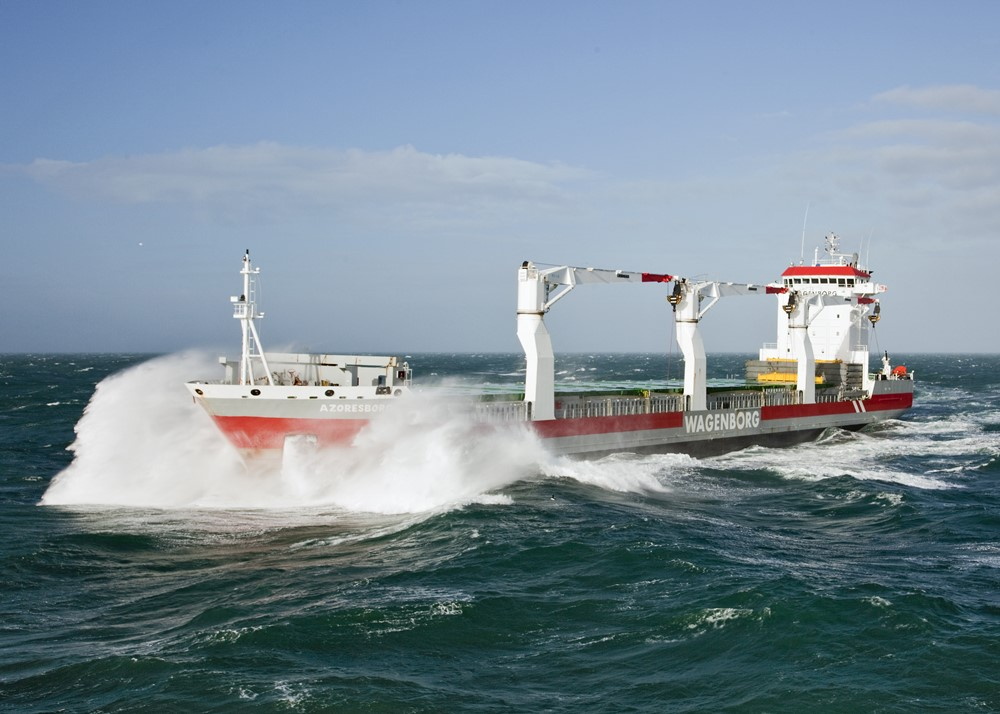 Wagenborg Shipping | 180+ multipurpose vessels - Royal Wagenborg