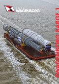 2.400 DWT - Wagenborg Barge 1