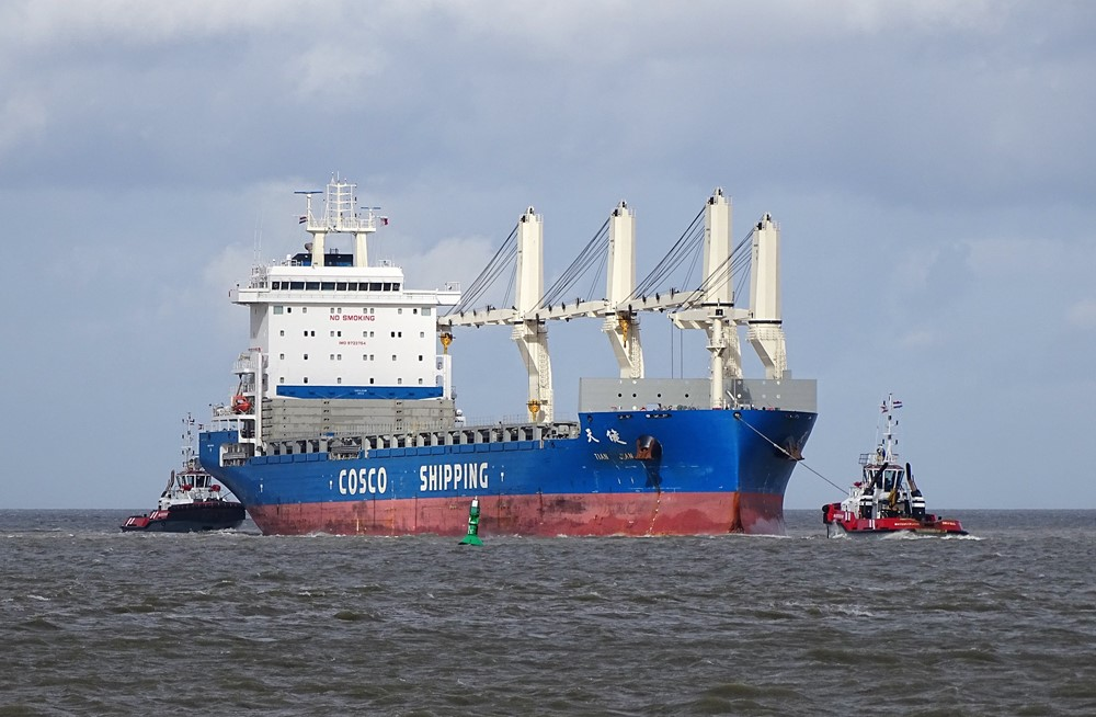Wagenborg | Port towage and tug assistance Delfzijl