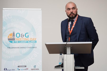 Wagenborg present at O&G meeting day in the Canary Islands