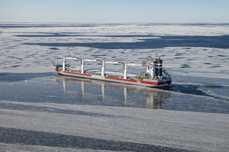 Wagenborg successfully completes three polar voyages