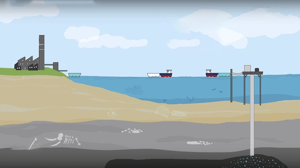 Capture CO2 at the source, compress it in a floating transport container, push the container with a boat to an empty offshore gas field and inject the CO2 into the field. In a nutshell, that is the concept for the transport and storage of CO2.
