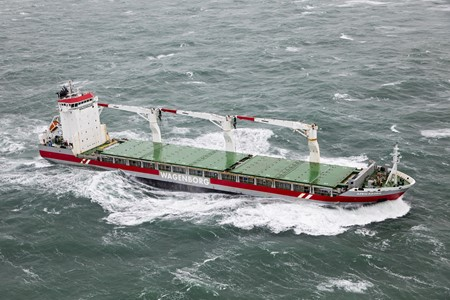 Wagenborg extends sailing area geared MPP fleet to West Africa