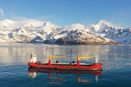 MV Trinitas adventure in Antarctica