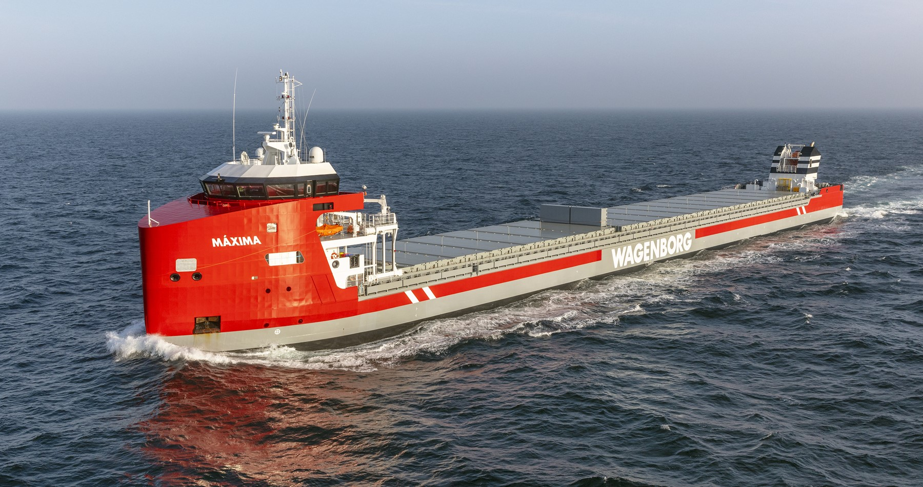 MV Máxima certified according Clean Shipping Index